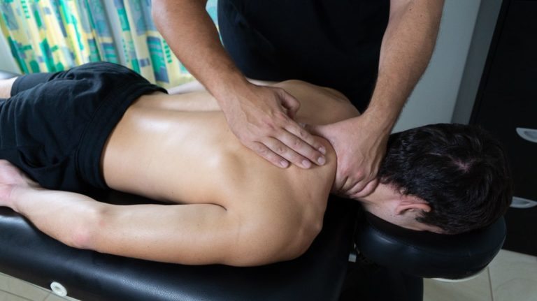 Deep Tissue Massage Therapist Gold Coast